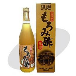 黒麹琉球もろみ酢(無糖) 720ml 3本セット